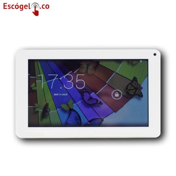 Tablet Silver Max ST810